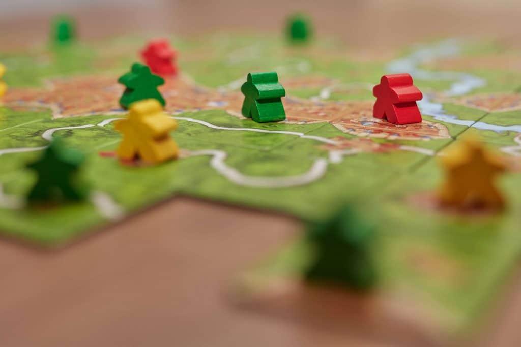 Gra Carcassonne