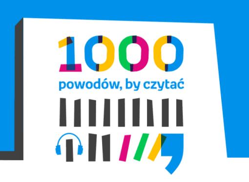 """""""1000 powodów, by czytać"""""""