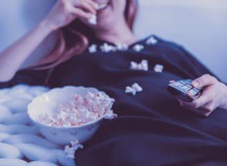 Przekąski na domowy seans kinowy
