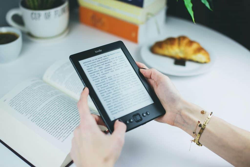 Czytanie z tabletu
