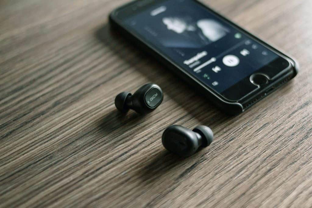 Aplikacja mobilna do słuchania muzyki
