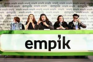 Spotkanie z grupą The Neighbourhood w warszawskim Empiku