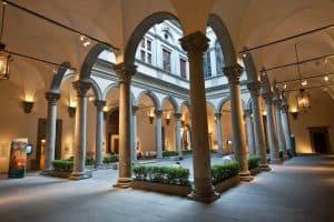 Palazzo Strozzi we Florencji